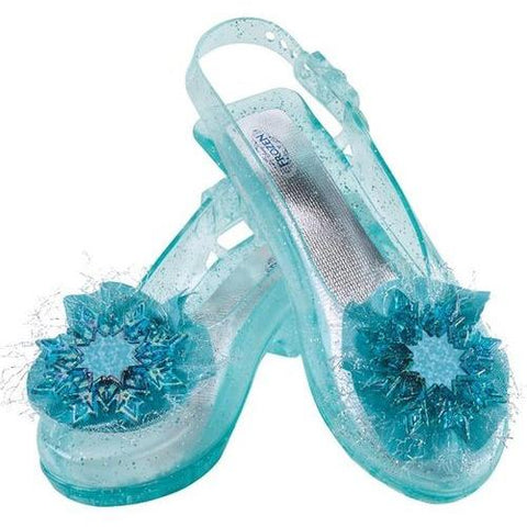 Disguise Disneys Frozen Elsa Shoes Girls Costume