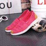 Summer Flat Shoes Woman Comortable Casual Flats Outdoor Women's - eClick Shopping Express