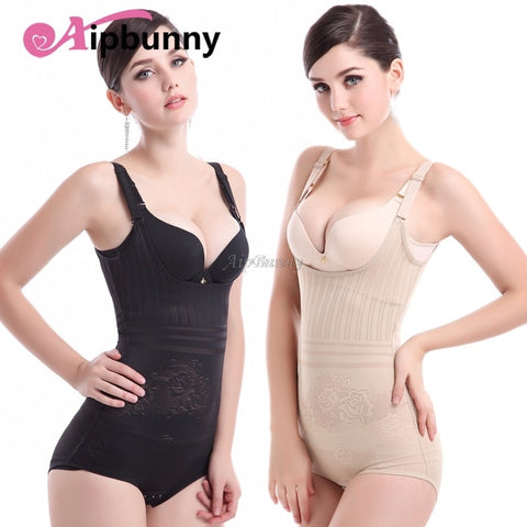 Briefer Smooth Mesh Waist Bodyshaper Reductora Shapewear Push Bustier Gaine Up Sexy Faja Minceur Corset Lingerie Shaper Seemless