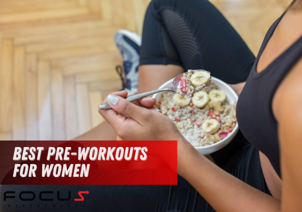 Best Pre-Workouts for Women