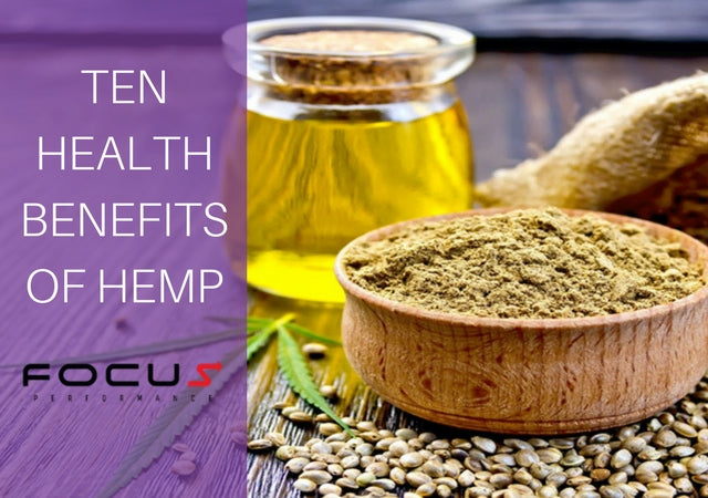 10 Health Benefits of Hemp