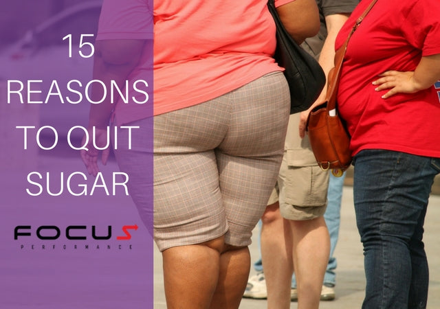 15 Reasons to Quit Sugar
