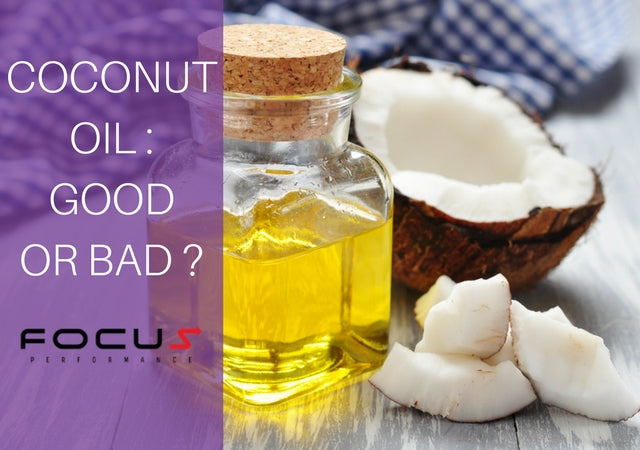 Coconut Oil: Good or Bad