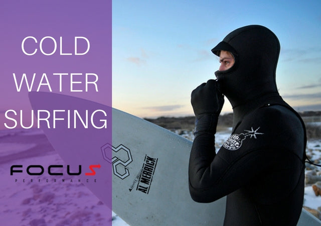 Preparation for Cold Water Surfing