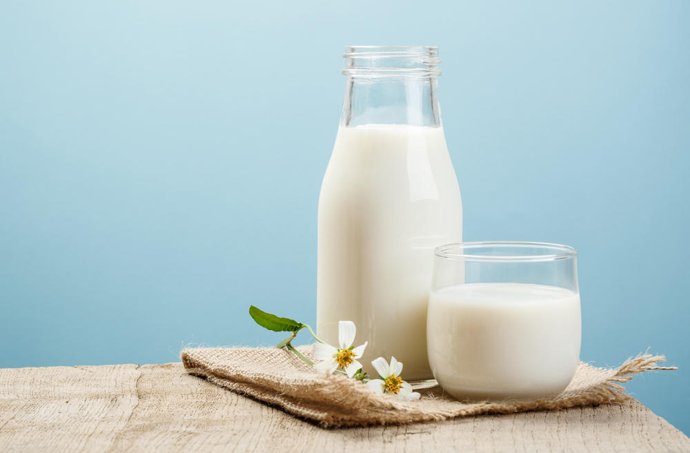 Raw, Organic Milk The Healthier Choice