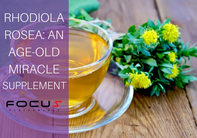 Rhodiola Rosea An Age-Old Miracle Supplement