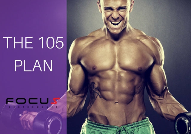 The 105 Plan – Destroy Fat and Create Your New Defined Body in Just 6 Weeks
