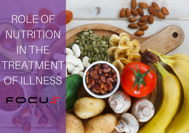 What Role Can Nutrition Play in the Treatment of Modern Illness