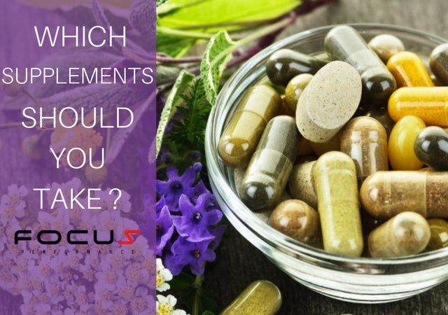 Which Supplements Should You Actually Take