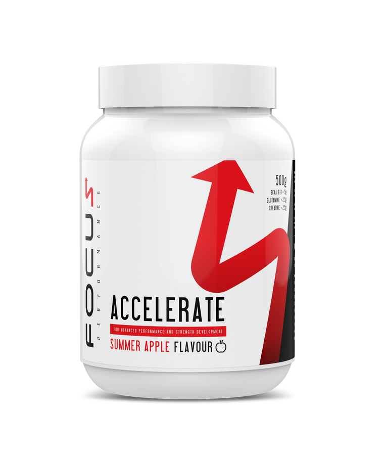 Accelerate - BCAAs, Creatine, Glutamine and more