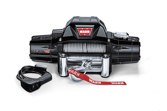 WARN  ZEON 12 12V Winch  - Wire Rope