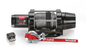 WARN VRX 45-S 12V ATV Winch- Synthetic Rope