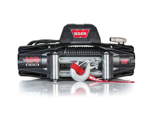 WARN VR EVO 12 12V Winch  - Wire Rope