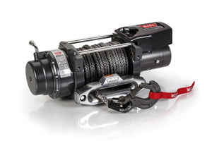 WARN 16.5TI -S 12V Winch  - Synthetic Rope