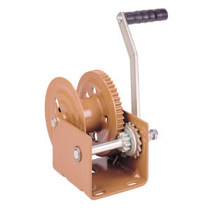 DUTTON LAINSON DLB1500A BRAKE WINCH