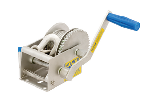 ATLANTIC Marine 700kg MW217C Hand Winch - Cable