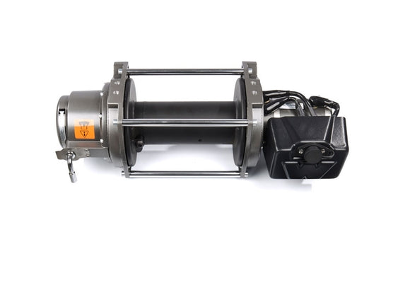 WARN SERIES 9  INDUSTRIAL 12V DC WINCH