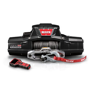 WARN  ZEON PLATINUM 10-S 12V Winch  - Synthetic Rope
