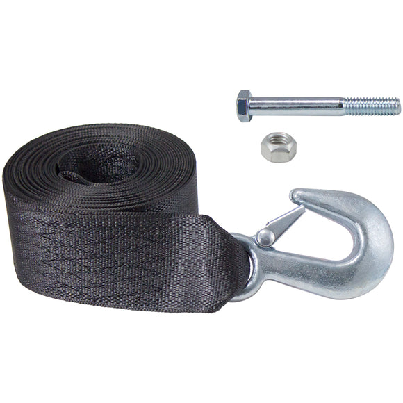 Dutton Lainson Winch Strap and Hook