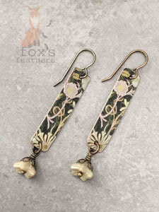 Nouveau Garden Earrings