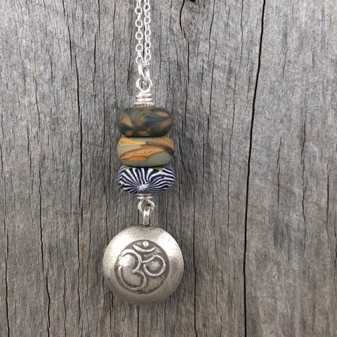 Harmony Necklace Earth
