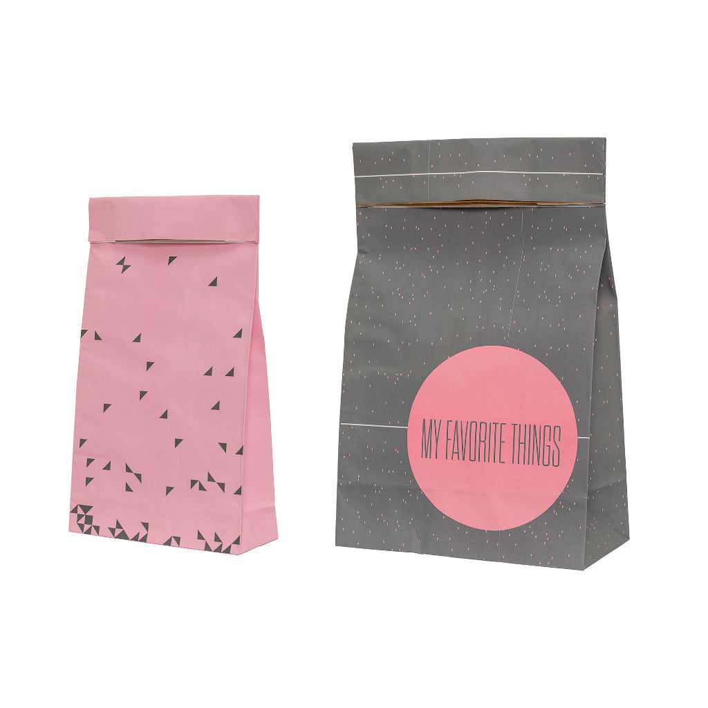 Cute Scandi Large Paper Gift Bags