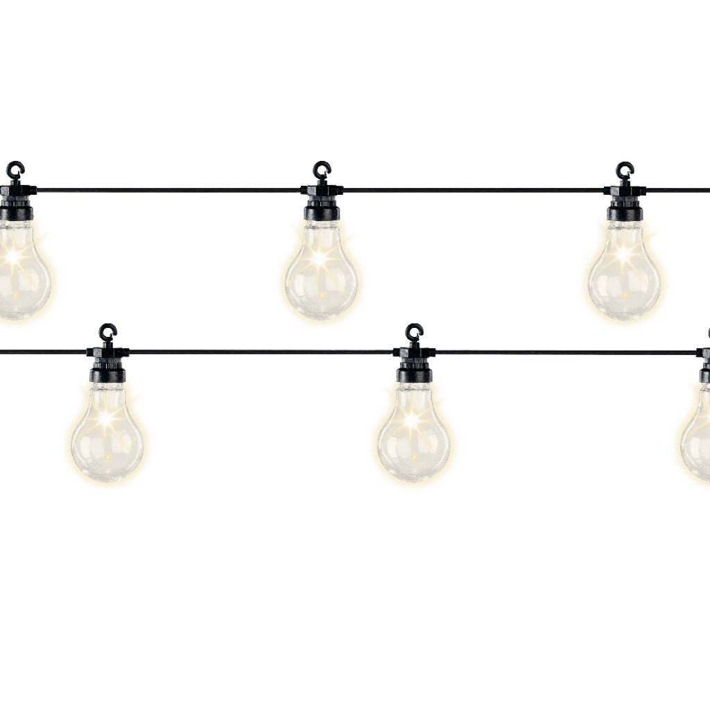 LED Bulb Light Garland