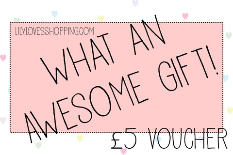 £5 Gift Card