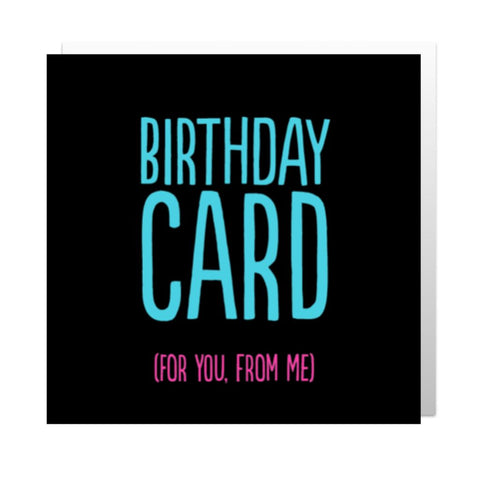 Birthday Card Greetings Card