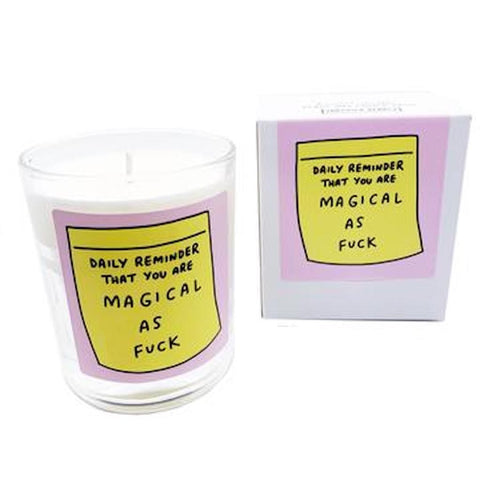 Veronica Dearly Magical AF Candle