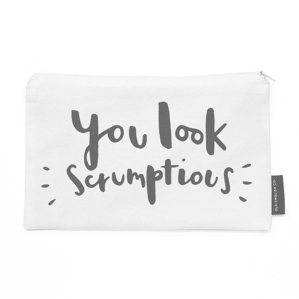 Scrumptious Pencil Case Make Up Bag