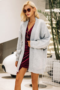 Soft Loose Cardigan