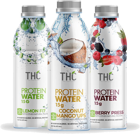 Protein Water | Variety Pack - 3 flavours
