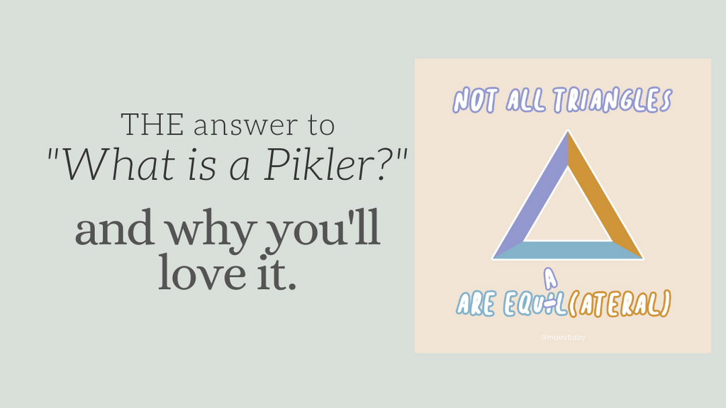 What is a Pikler Triangle?