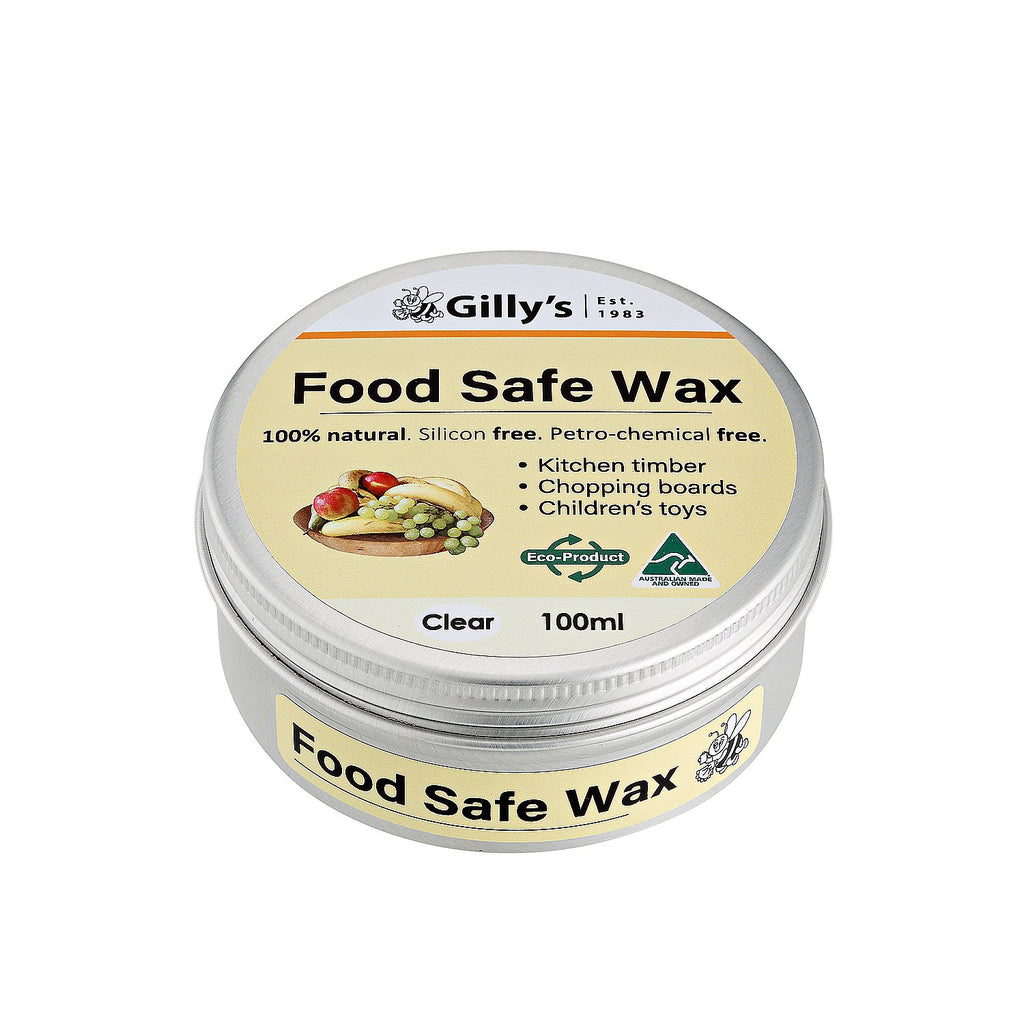 Waxes & Oils - Gilly's Food Safe Wax