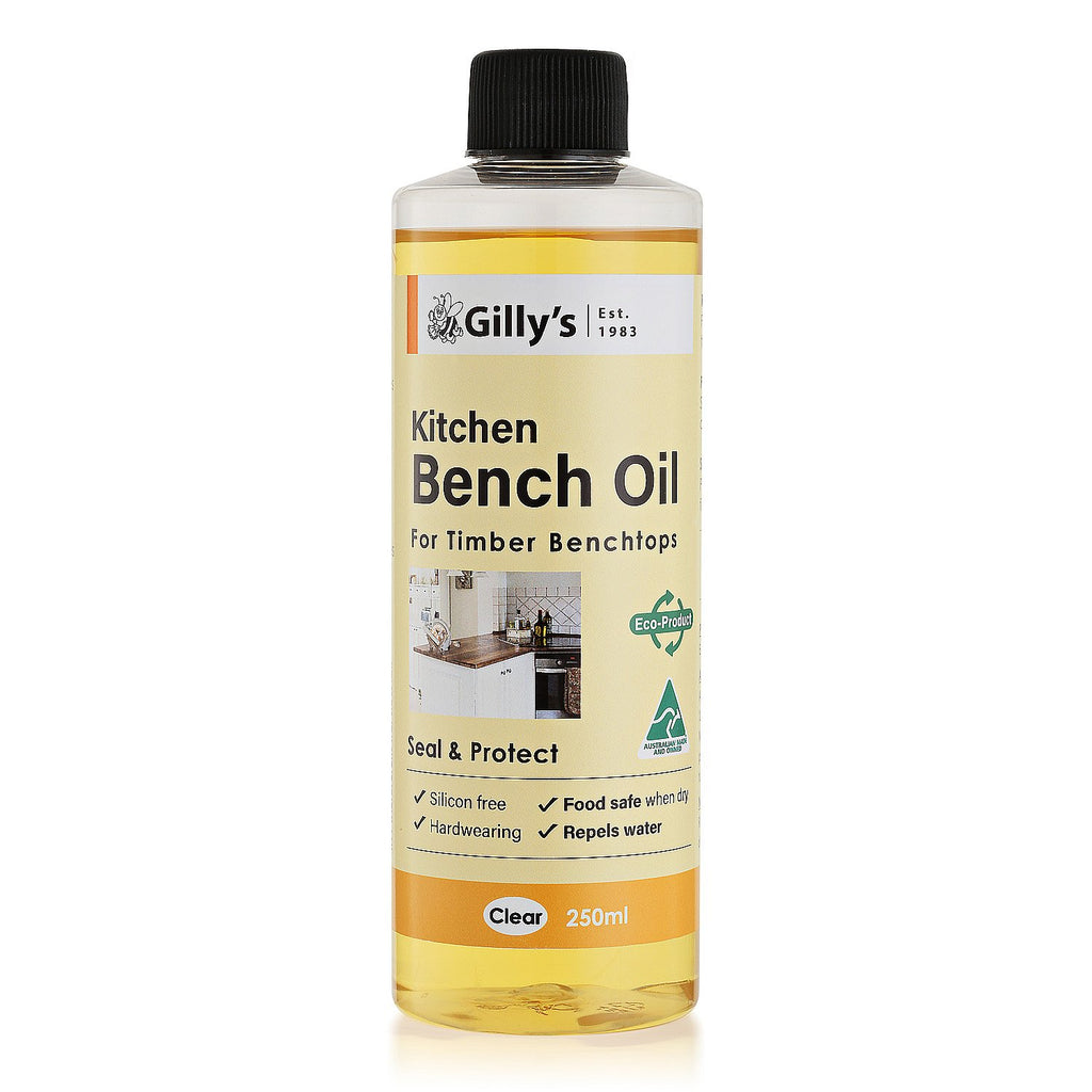 Waxes & Oil - Gilly's Kitchen Bench Oil