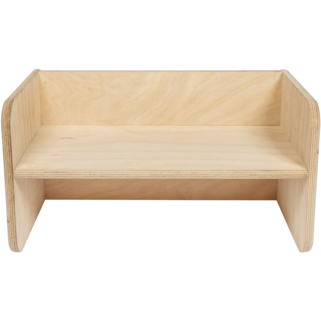 Cube Bench Chair / Table