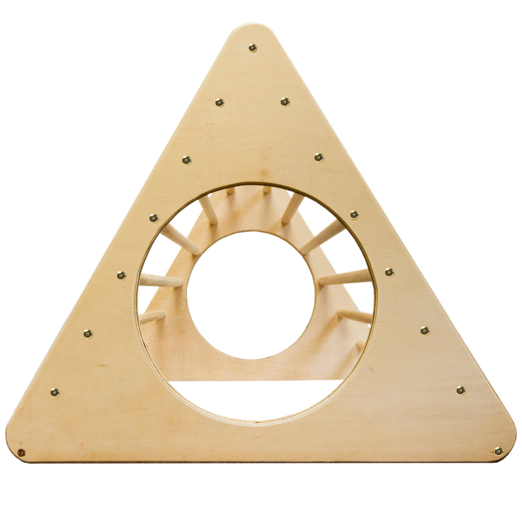 Pikler Climbing Triangle - Circle Side