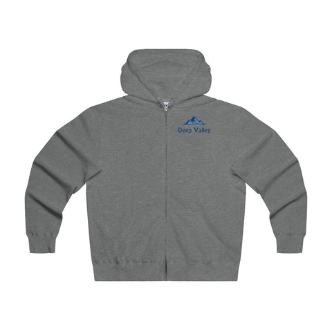 Deep Valley Zip Hooded Sweatshirt