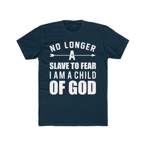 No Longer a Slave to Fear Adult's tee