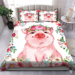 PIG BEDDING SET
