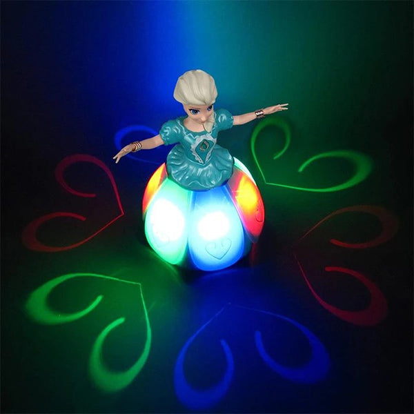 Remote Control Princess Dancing Toys