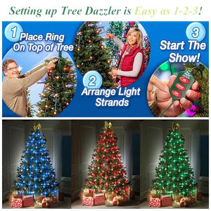 CHRISTMAS SALE 50% OFF - Star Shower Tree Dazzler