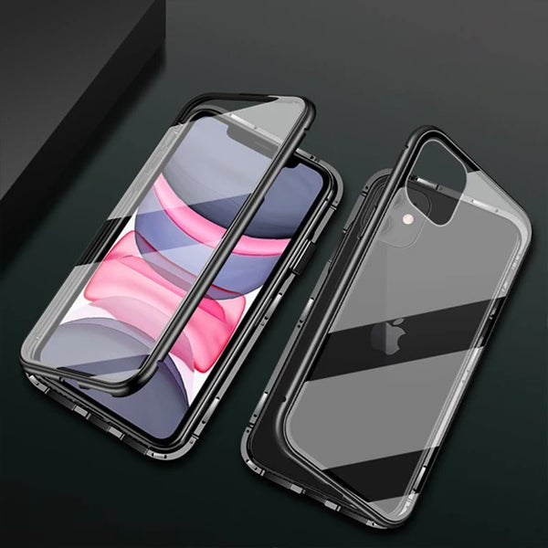 Privacy Protection Anti-Peep Magnetic Phone Case