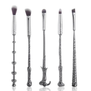 Magic Wand Makeup Brush Set
