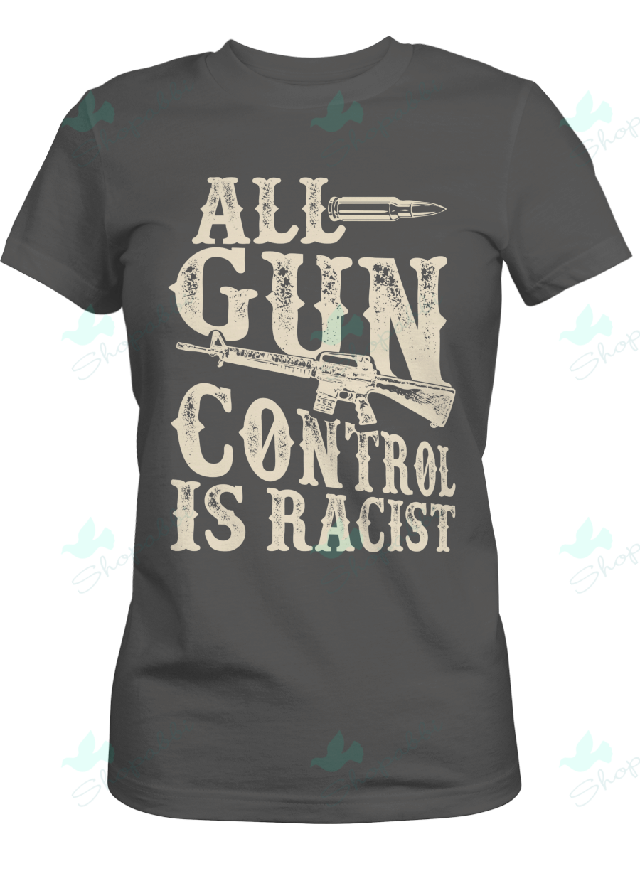 All Gun Control Is Racist - 12