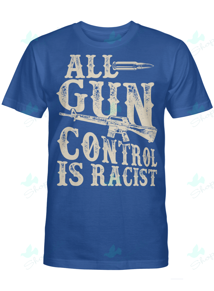 All Gun Control Is Racist - 3