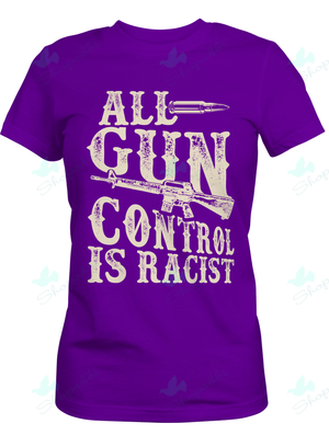 All Gun Control Is Racist - 14