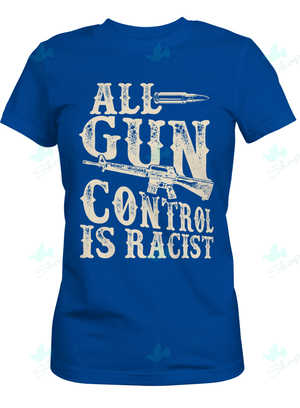 All Gun Control Is Racist - 13