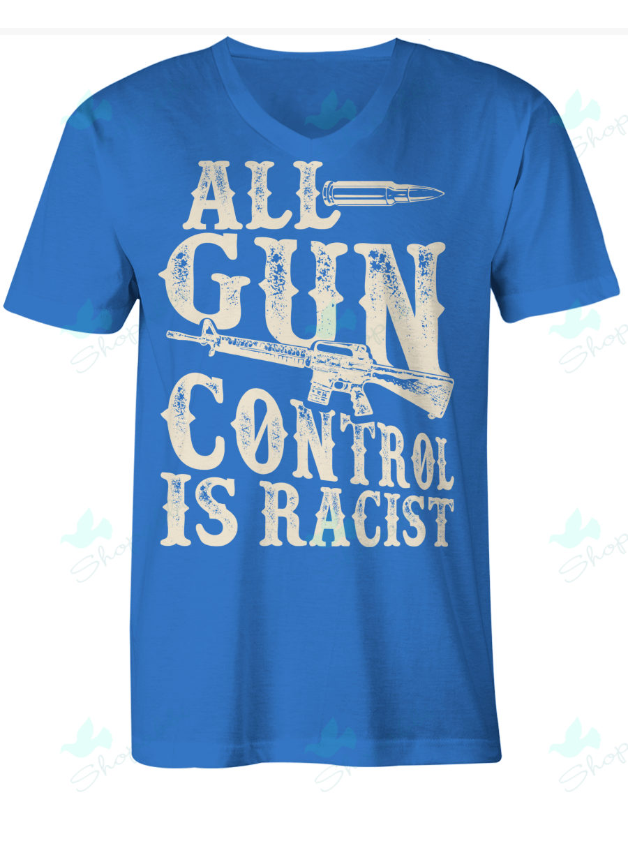 All Gun Control Is Racist - 10